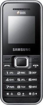 Фото Samsung E1182