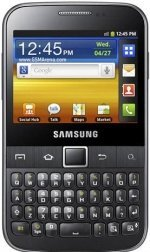 Фото Samsung B5510 Galaxy Y Pro