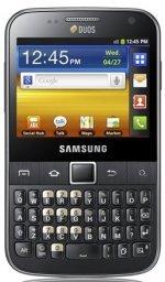 Фото Samsung B5512 Galaxy Y Pro Duos