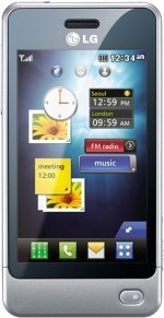 Фото LG GD510 Twilight Edition