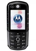Фото Motorola E1000