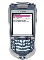 Фото BlackBerry 7100t