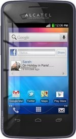 Фото Alcatel One Touch T-Pop