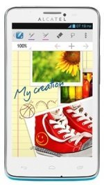 Фото Alcatel One Touch Scribe Easy