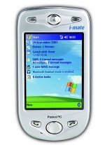 Фото I-Mate Pocket PC Phone ED.