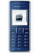Фото Sony Ericsson K220i