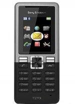 Фото Sony Ericsson T270