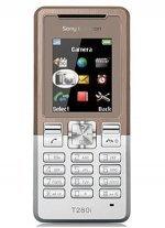Фото Sony Ericsson T280i