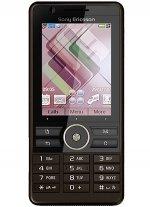 Фото Sony Ericsson G900