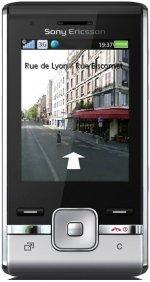 Фото Sony Ericsson T715