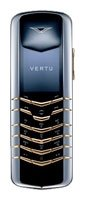 Фото Vertu Signature Stainless Steel with Yellow Metal Keys