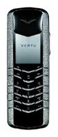 Фото Vertu Signature M Design White Gold Pave Diamonds