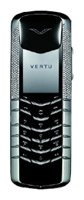 Фото Vertu Signature White Gold Half Pave Diamonds