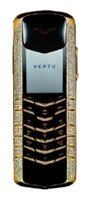 Фото Vertu Signature M Design Yellow Gold Pave Diamonds
