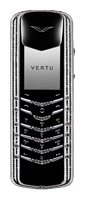 Фото Vertu Signature M Design Black and White Diamonds