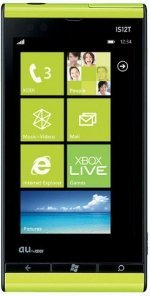 Фото Toshiba Windows Phone IS12T