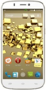 Фото Micromax A300 Canvas Gold