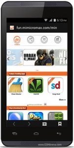 Фото Micromax Canvas Fire 4 A107