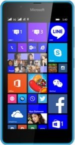 Фото Microsoft Lumia 540 Dual SIM