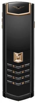 Фото Vertu Signature S Design Red Gold Black DLC