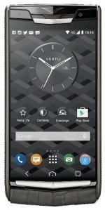 Фото Vertu New Signature Touch Clous de Paris Alligator