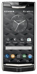 Фото Vertu New Signature Touch Jet Calf
