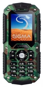 Фото Sigma mobile X-treme IT67