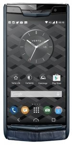 Фото Vertu New Signature Touch Pure Navy Alligator