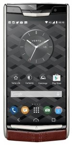 Фото Vertu New Signature Touch Garnet Сalf