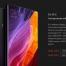 Xiaomi Mi Mix – концептуальний смартфон будущего - изображение