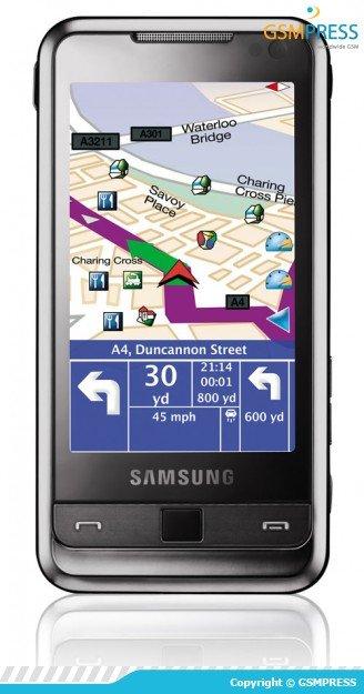 Обзор Samsung i900 Omnia