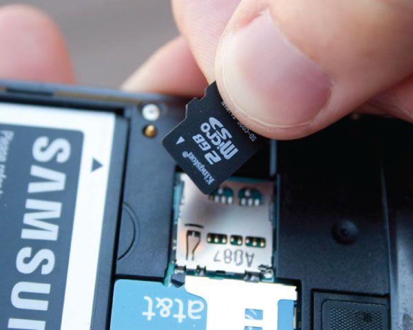 РЕШЕНО: телефон не видит карту памяти, основные причины и способы их устранения - изображение