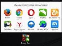 Качественные браузеры для Android - какой выбрать? - изображение