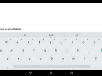 Клавиатура Google для Android и ее возможности - изображение