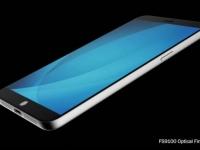 Компания Synaptics разработала оптический датчик сканера отпечатков пальцев Natural ID FS9100 - изображение