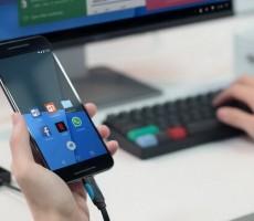Как использовать кабель USB OTG на Андроид телефоне или планшете