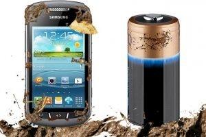 Какие бывают защищенные мобильные телефоны - подбираем противоударный... - изображение