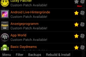 Патчер для взлома игр на Android Lucky Patcher 6.3.4 - изображение