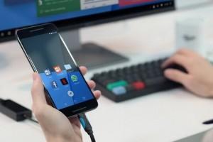 Как использовать кабель USB OTG на Андроид телефоне или планшете  - изображение