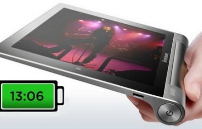 Планшеты с самым мощным аккумулятором и временем работы: Lenovo, Samsung, LG, Xiaomi, HTC,... - изображение