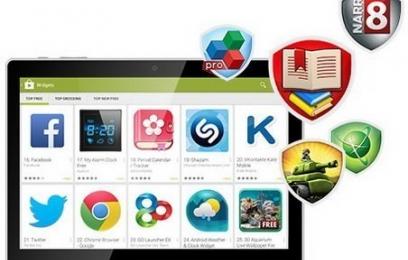 Официальные приложения для планшета и телефона Prestigio - изображение