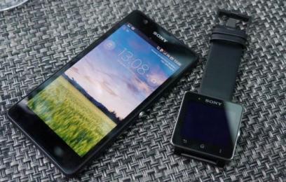 Сопряжение SmartWatch с Android смартфоном - изображение