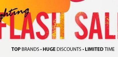 Большая ограниченная распродажа Gearbest — Lightning Flash Sale - изображение