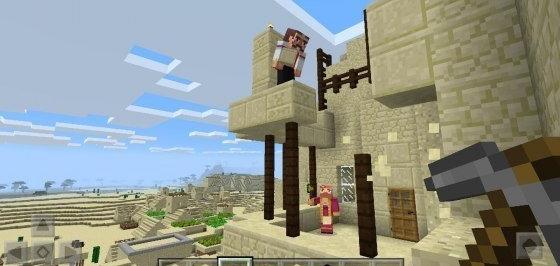 Игрушка Minecraft - Pocket Edition 1.0.3.0 - изображение
