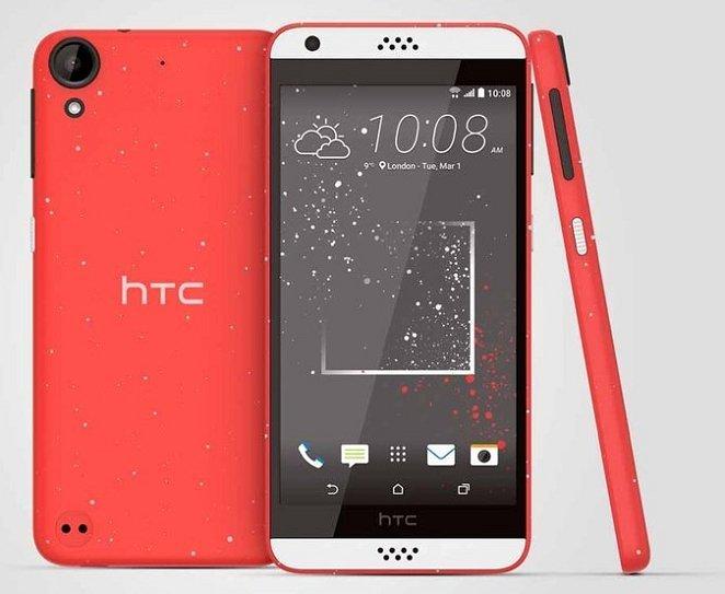 Основные характеристики смартфона HTC A16 - изображение