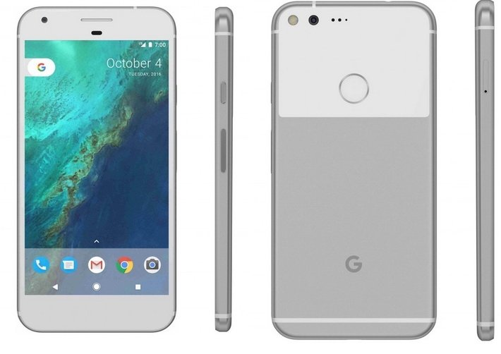Анонс смартфонов Google Pixel и Pixel XL - изображение