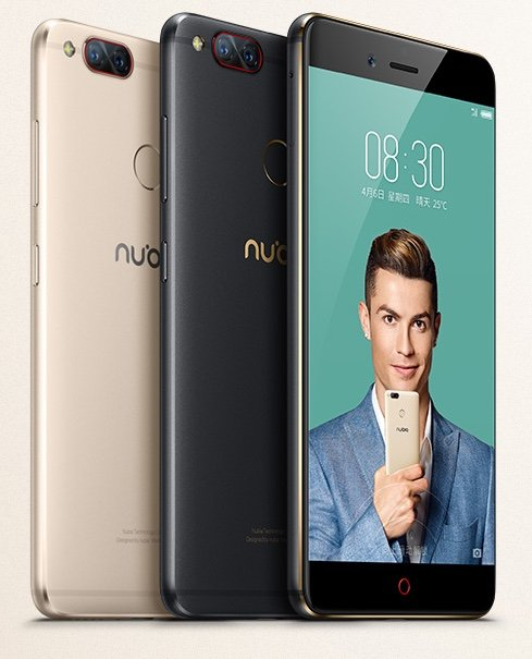Презентация смартфона Nubia Z17 mini: сдвоенный объектив и 6ГБ ОЗУ  - изображение