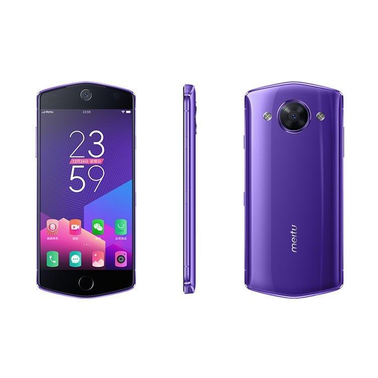 Компания Meitu доработала смартфон Т8 и выпустила селфи-смартфон М8 - изображение