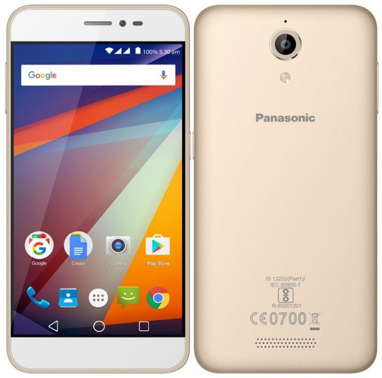 В продажу поступили два новых смартфона от Panasonic - Panasonic P85 и Eluga Ray  - изображение