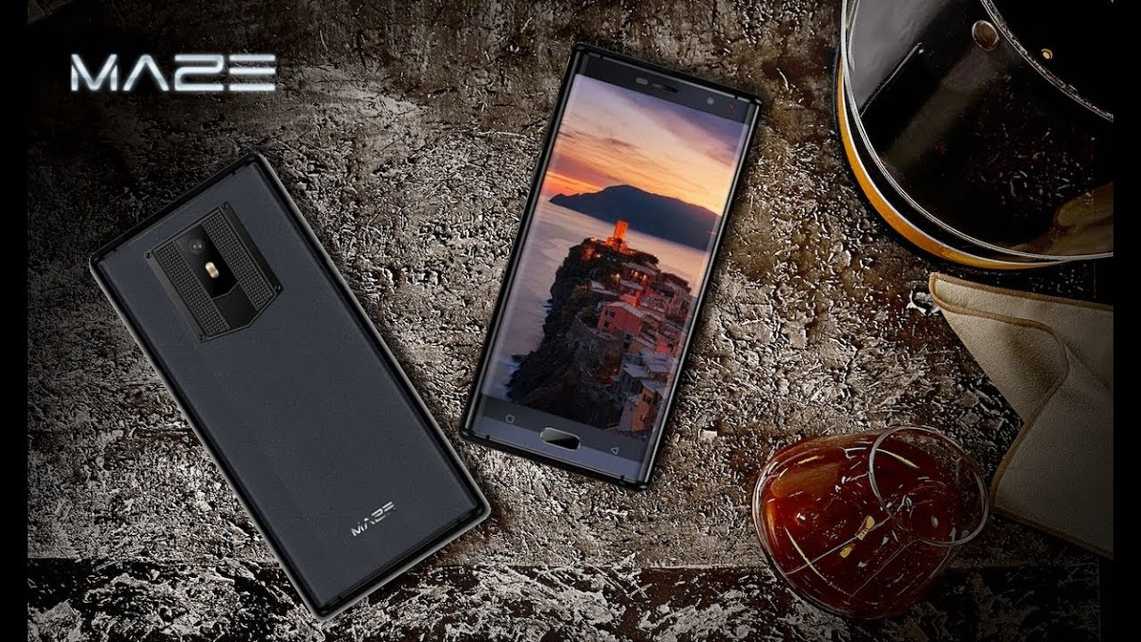 Защищенный смартфон Maze Comet получил ценник в 170$ - изображение